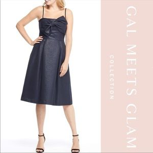 Gal Meets Glam Lucille Starry Night Fit&Flare